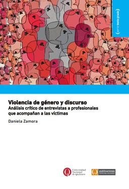 Violencia de género y discurso. Análisis crítico de entrevistas a profesionales que acompañan a las víctimas