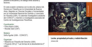 Locke, propiedad privada y redistribución